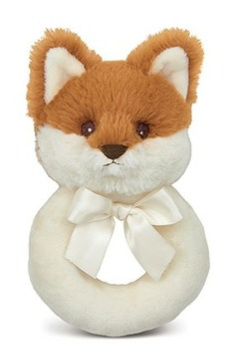 BEARINGTON BABY® Lil' Fritz Ring Rattle