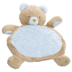 BESTEVER® Baby Mat - Teddy Bear - Blue