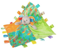 Taggies™ Little Leaf Elephant Character Blanket
