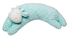 Angel Dear™ Pillow - Giraffe - Turquoise