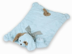 BEARINGTON Baby® Waggles Belly Blanket