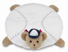 BEARINGTON Baby® Lil' Slugger  Belly Blanket