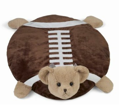 BEARINGTON Baby® Touchdown Belly Blanket