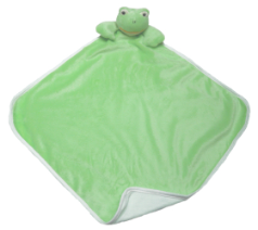 CUBBIES - Snuggle Buddy - Frog