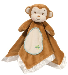 DOUGLAS® Brown Monkey Snuggler