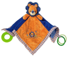 MARY MEYER™ Levi Lion Activity Blanket