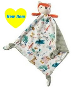 MARY MEYER™ Little Knotties Fox Blanket