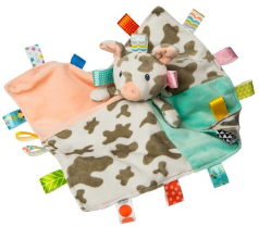 Taggies™ Patches Pig Character Blanket