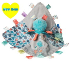 Taggies™ Sleepy Seas Octopus Character Blanket
