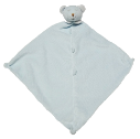 Angel Dear™ Blankie - Bear - Blue (SKU: AD1145)