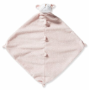 Angel Dear™ Blankie - Bulldog - Pink (SKU: AD1190)