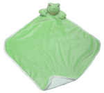 CUBBIES - Snuggle Buddy - Frog (SKU: SB-FRO1)