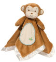 DOUGLAS® Brown Monkey Snuggler (SKU: DTLS1420)