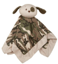 GANZ® Green Camo Dog Mini Blankie (SKU: BG3562)
