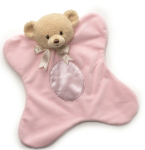GUND® Satineesnug™ Blankies