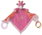 MARY MEYER™ Jasmine Giraffe Activity Blanket (SKU: MM41005)