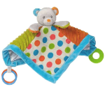 MARY MEYER™ Confetti Teddy Activity Blanket (SKU: MM41415)