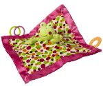 MARY MEYER™ Bubbles Frog Activity Blanket (SKU: MM41905)