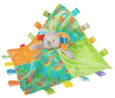 Taggies™ Little Leaf Elephant Character Blanket (SKU: TG40185)