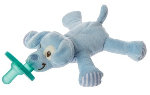 WubbaNub™ Blue Puppy Pacifier