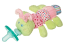 WubbaNub™ Cutsie Caterpillar Pacifier (SKU: WN35270)
