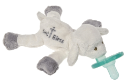 "WubbaNub™ ""God Bless"" Lamb Pacifier (SKU: WN35960)"