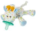 WubbaNub™ Little Stretch Giraffe Pacifier