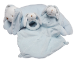 ANGEL DEAR™ 3 PC Bunny Set - Blue