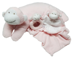 ANGEL DEAR™ 3 PC Monkey Set - Pink