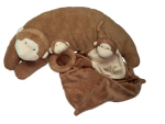 ANGEL DEAR™ 3 PC Monkey Set - Brown