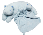 ANGEL DEAR™ 3 PC Hippo Set - Blue