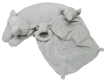 ANGEL DEAR™ 3 PC Elephant Set -Grey