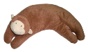 ANGEL DEAR™ Curved Animal Pillows