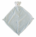 Angel Dear™ Blankie - Bear - Blue (SKU: AD1175)