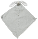 Angel Dear™ Blankie - Bunny - Grey (SKU: AD1198)