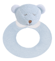 Angel Dear™ Blue Bear Ring Rattle (SKU: AD1645)