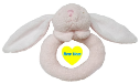 Angel Dear™ Ring Rattle - Bunny - Pink (SKU: AD1686)
