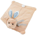 BEARINGTON Baby® Bunny Tail Belly Blanket (SKU: BBBB197550)