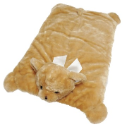 BEARINGTON Baby® Lil' Teddy Belly Blanket (SKU: BBBB196450)