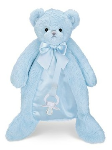 BEARINGTON BABY® Blue Huggie Bear Pacifier Pet