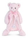 BEARINGTON BABY® Pink Huggie Bear Pacifier Pet (SKU: BBPP196373)