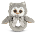 BEARINGTON BABY® Lil' Owlie Ring Rattle (SKU: BBRR196070)