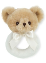 BEARINGTON BABY® Lil' Teddy Ring Rattle (SKU: BBRR196470)
