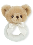 BEARINGTON BABY® Lil' Teddy Ring Rattle