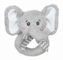 BEARINGTON BABY® Lil' Spout Ring Rattle (SKU: BBRR196670)