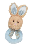 BEARINGTON BABY® Lil' Bunny Tail Ring Rattle