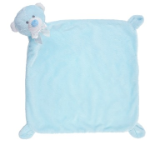 GANZ® Blue Bear Mini Blankie