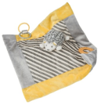 MARY MEYER™ Hedgehog Activity Blanket