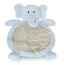 BESTEVER® Baby Mat - Elephant - Blue (SKU: BE92481)