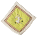 MARY MEYER™ Oatmeal Bunny Cozy Security Blanket (SKU: MMSB41705)